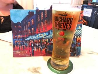 Orchard Thieves at The Bailey