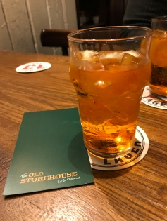 The Old Storehouse: Red Lemonate
