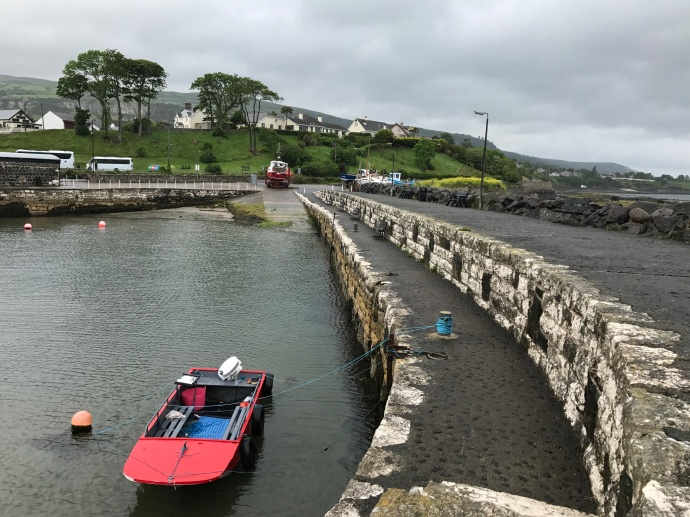 Carnlough Canal