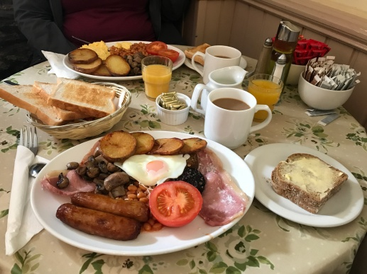 breakfast at Riordan's